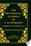 Devotional Classics Of C H Spurgeon Book
