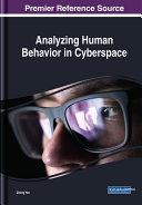 Analyzing Human Behavior in Cyberspace Pdf/ePub eBook
