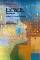 Social Theory for Teacher Education Research