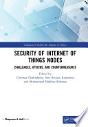 Security of Internet of Things Nodes