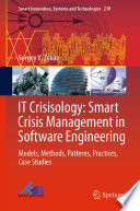 IT Crisisology  Smart Crisis Management in Software Engineering