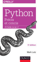 Python précis et concis Pdf/ePub eBook