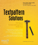 Textpattern Solutions