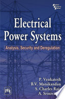 Electrical Power Systems Book PDF