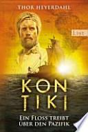 Kon-Tiki : ein Floß treibt über den Pazifik