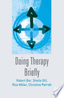 Doing Therapy Briefly Book PDF