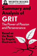 Summary and Analysis of Grit: The Power of Passion and Perseverance Pdf/ePub eBook