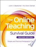The Online Teaching Survival Guide Book PDF