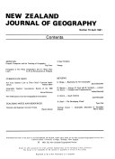New Zealand Journal of Ecology