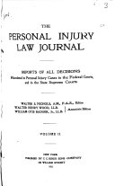 The Personal Injury Law Journal