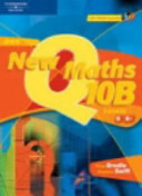 Cover of New Qmaths 10: 10B, Levels 6 and 6
