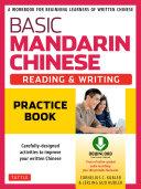 Basic Mandarin Chinese - Reading & Writing Practice Book Pdf/ePub eBook