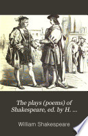 The plays  poems  of Shakespeare  ed  by H  Staunton  the illustr  by J  Gilbert engr  by the brothers Dalziel