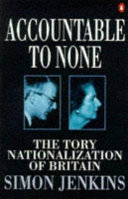 Accountable to None ebook