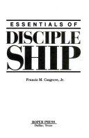 Essentials of Discipleship