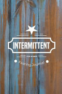 Intermittent Fasting Journal For Women