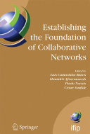Establishing the Foundation of Collaborative Networks