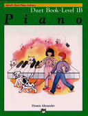 Alfred s Basic Piano Course Duet Book  Bk 1b