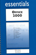 Office 2000 Essentials