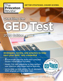 Cracking the GED Test with 2 Practice Tests  2020 Edition