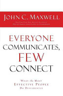 Ie Everyone Communicates Few Connect Book