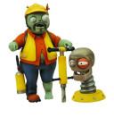 Plants Vs. Zombies Garden Warfare Select Engineer Zombie Action Figure