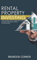 Rental Property Investing Book