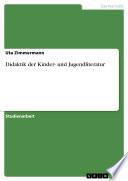 Didaktik der Kinder- und Jugendliteratur