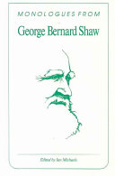 Monologues from George Bernard Shaw