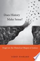 Does History Make Sense