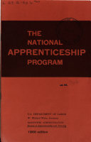 The National Apprenticeship Program