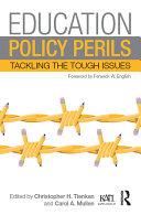 Education Policy Perils Pdf/ePub eBook