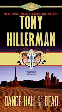 Dance Hall of the Dead Tony Hillerman Cover