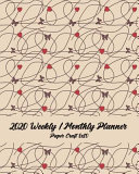 2020 Weekly   Monthly Planner 8x10