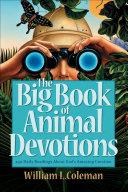 Pdf The Big Book of Animal Devotions
