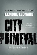 City Primeval [Pdf/ePub] eBook