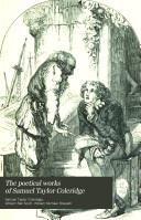 The Poetical Works of Samuel Taylor Coleridge ebook