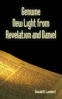 Genuine New Light From Revelation And Daniel
