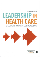 Cover of Leadership in Health Care