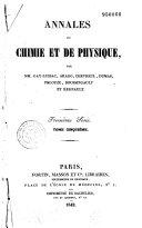 Annales de chimie ebook
