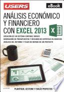 Análisis económico y financiero con Microsoft Excel
