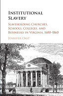 Institutional Slavery