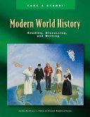 Take a Stand  Modern World History