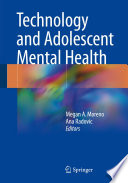 Technology and Adolescent Mental Health Book