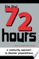 The First 72 Hours Book