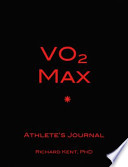 Vo2 Max Athlete's Journal