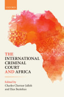 The International Criminal Court and Africa - Seite 229