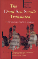 The Dead Sea scrolls translated ebook