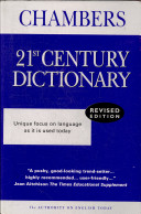 Chabers 21st Century Dictionary