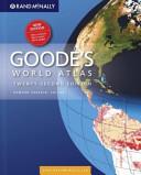 Rand Mcnally Goode s World Atlas Book